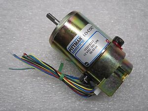 Pittman Lo cog 12vdc 500 Cpr Motor Made In Usa
