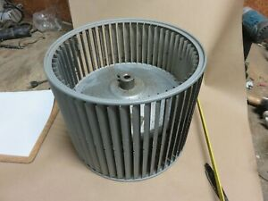Furnace Blower Wheel Squirrel Cage 12 Dia X 9 5 Wide