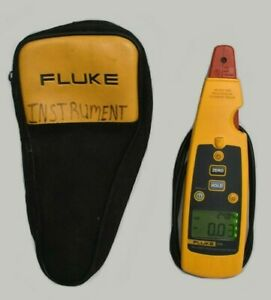 Fluke 771 Milliamp Process Clamp Meter With Case