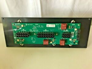 Garland Solid State Relay Board heat Sink Assembly 4531775 e