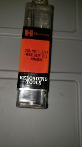 HORNADY Reloading Tools 270 Mag .277 Neck Size Die 046455 1 Brand New die $25.00