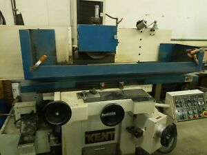 Kent Kgs 63ahd 12 X 24 Automatic Surface Grinder