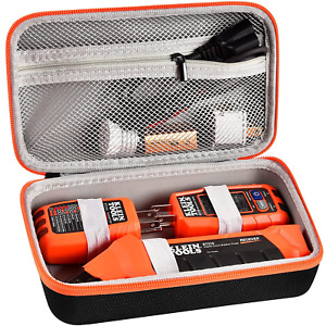 Case Compatible With Klein Et310 Tool Ac Circuit Breaker Finder Electrical Bag