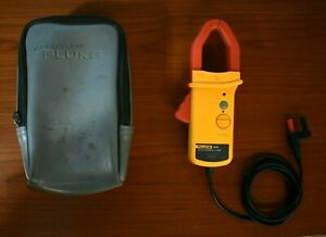 Fluke I410 Ac dc Current Clamp Meter With Case