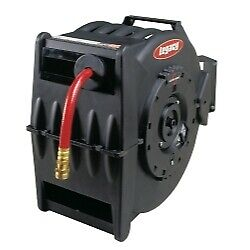 Legacy Manufacturing L8335 Levelwind Retractable Hose Reel For Air Or Water With
