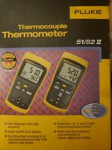 Thermocouple Thermometer 51 52 Ii