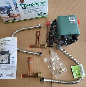 Taco 478032 Oncommand 006 Circulator Pump 1 2 In Male Npt With Plumbing Kit