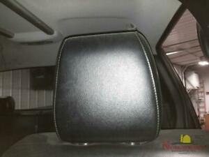 2004 Ford F150 Pickup Driver Front Headrest Only Black