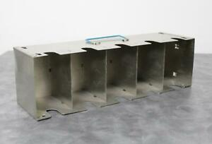 Freezer Rack 5 position 4 5x3 5x5 Inch Double Handle For Upright Or Chest