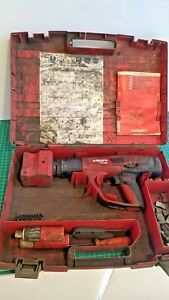 Hilti Dx 462 Powder Actuated Stamping Tool With Head And Dies