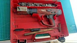 Hilti Dx 462 hm Powder Actuated Stamping Tool With Head And Dies