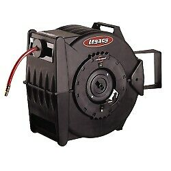 Legacy Manufacturing L8305 Levelwind Retractable Air Hose Reel 3 8 X 50