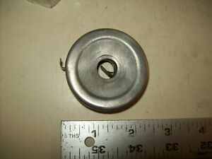 Spring Cover Or Cap From Vintage Delta Homecraft Radial Drill Press Ci 318