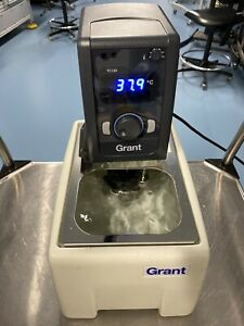 Grant Tc 120 Digital Heated Circulating Bath 220v Tested Excellent Condition