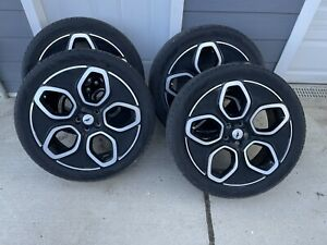 Ford Mach E Oem Wheels And Tires 245 45 20