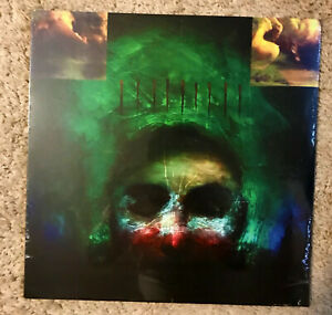 Zao The Splinter Shards Birth Of Separation Clear Green With White Smoke Vinyl Lp