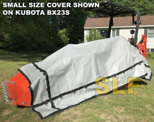 Kubota Bx23s Bx23 S Subcompact Tractor Cover Sub Compact Bx23s Variant Usa Made