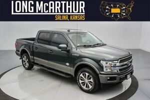 New Listing2018 Ford F 150 King Ranch Crew 4wd Fx4 Leather