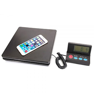 Digital Shipping Scale Postal Parcel Scale 110 Lbs Capacity W Ac Adapter