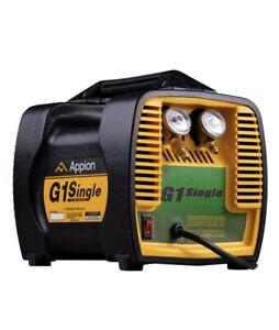 Appion G1 Single Refrigerant Recovery Machine unit Fast Free Shipping