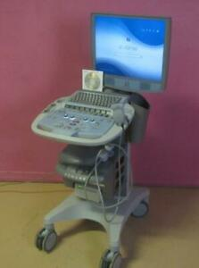 Mindray Zonare A one Ultra Sp Ultrasound System W Scan Module Smart Cart L10 5