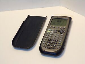 Texas Instruments Ti 89 Titanium Graphing Calculator W Cover Tested