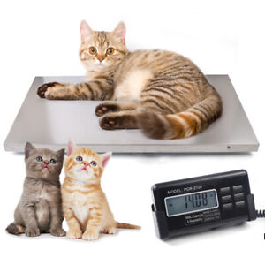 3in1 Digital Lcd Livestock Pet Dog Scale Large Scale Accurate Scale Veterinary
