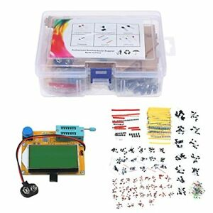 Funien Electronic Components Kit Electronic Components Kit Transistor Lcr t4