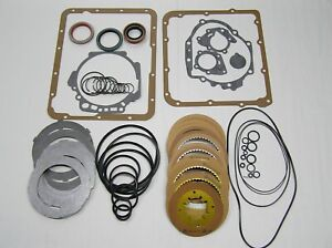 1956 1964 Jetaway Automatic Transmission Rebuilding Kit