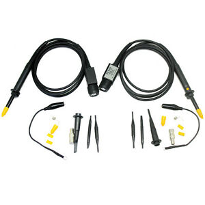 Two New 500mhz Oscilloscope Clip Probes W Readout Pin R