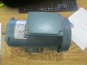 Reliance Electric Rpm Xl Small Dc Motor Hp 1 2