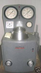 30k Tinius Olsen Bp 612n Ductomatic Ductility Cup Olsen Tester Sheet Metal Test