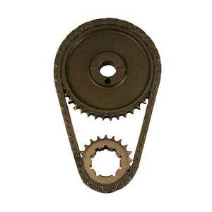 Ford Performance 302 351w Double Roller Steel Timing Chain Gear Set M 6268 B302