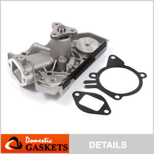 Fit 88 Mazda Protege 323gt Miata Mx5 Turbo 1 6 Water Pump