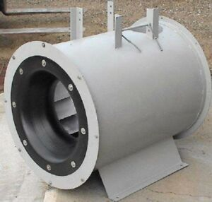 24 Axial tube Air Fan Blower 36 Long