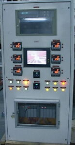 Touch Screen Computer Plc Control Cabinet Slc 5
