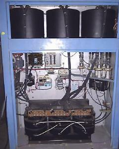 50 Kw Induction Heater Westinghouse
