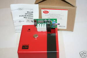 Fireye Med6 Microm Daughter Board W Display Output Med 6 New