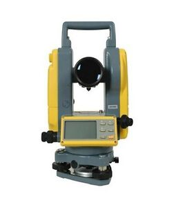 Spectra Precision Det 2 Digital Electronic Theodolite 2 Acc