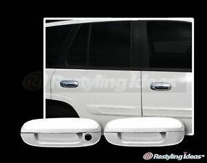Cadillac Deville Chrome Door Handle Covers 2000 2005