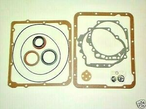 Jetaway Dual Coupling Automatic Transmission External Seal Kit 1956 1964