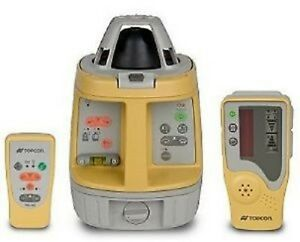 Topcon Rl vh4dr Horizontal vertical Laser Level Interior Package 57145 W Remote