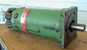Dc Traction Type Low Speed Servo Electric Motor 13hp