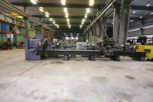 7553 Leblond Model 3220 25 32 X 300 Lathe