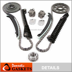 02 11 Ford E150 E250 E350 Expedition F150 F250 F350 Lincoln 5 4 Timing Chain Kit