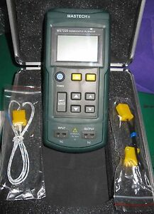 Ms7220 Thermocouple Calibrator New