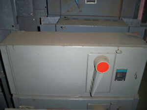 Zinsco Qsf2033b 200a 3ph 240v Fusible Panelboard Switch