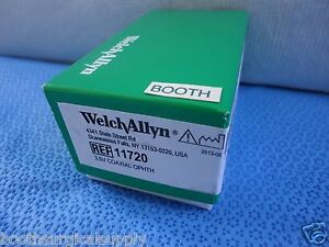 Welch Allyn 11720 3 5v Coaxial Ophthalmoscope only New factory Sealed