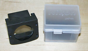 New Nikon Te2000 Inverted Microscope L 100 Prism
