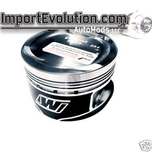 Mitsubishi Starion 84 89 G54b 031 Wiseco Pistons